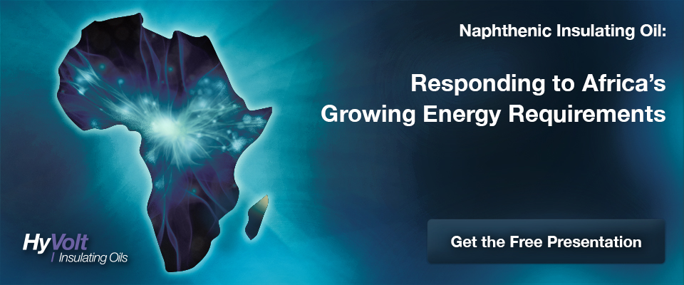 Responding to Africa's Growing Energy Requirements
